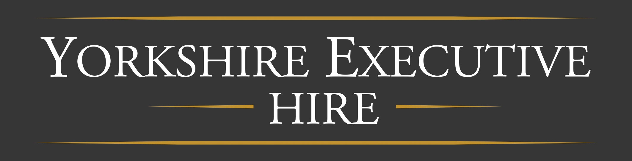 Yorkshire Executive Hire